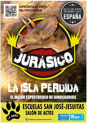 JURASICO, LA ISLA PERDIDA